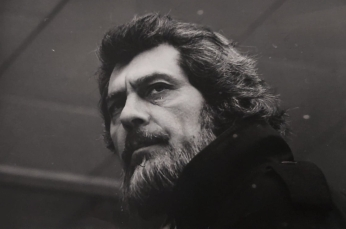 Actorul Grigore Grigoriu.